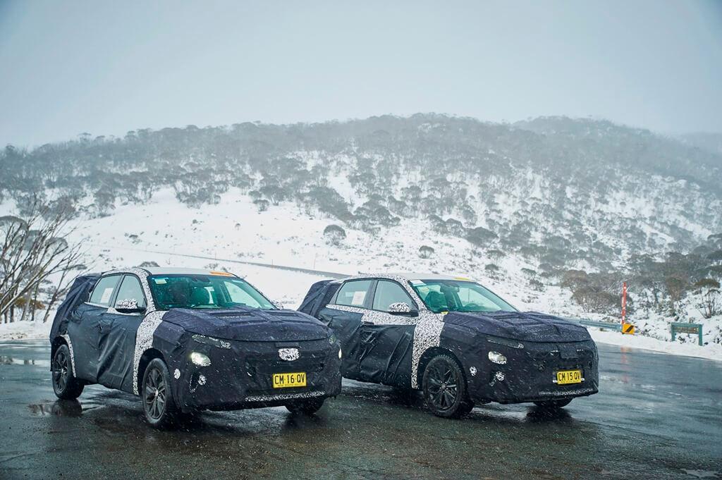 Hyundai Australia Nexo Winter Testing - Image 2